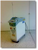 laser SmartLipo (Nd-YAG laser)