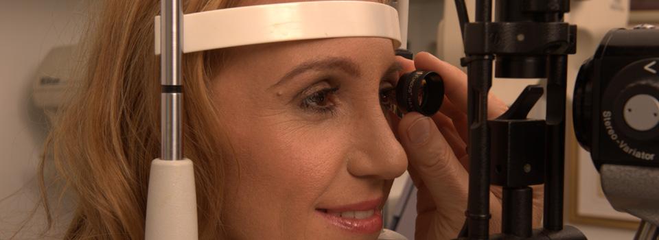 Poškodbe oči